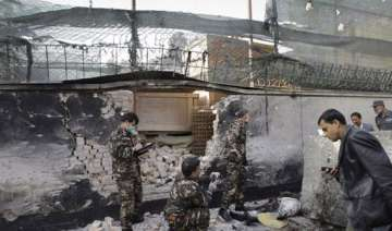 suicide blast hits near us base in kabul - India...