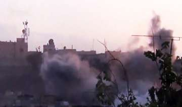 tv station attacked in syria 3 staffers killed -...
