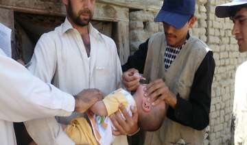 taliban says no to polio vaccination campaign in...