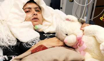 thank god i m not dead malala s first thought...
