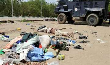 thousands displaced after militant attack in...