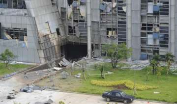 three dead in china building explosion - India TV