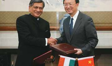 ties with china priority of india s foreign...