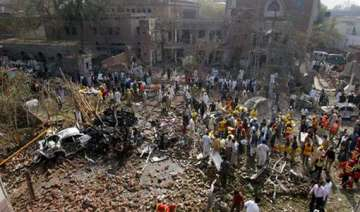 two dead 28 injured in lahore blast - India TV
