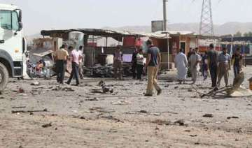 two killed 11 injured in iraq attacks - India TV