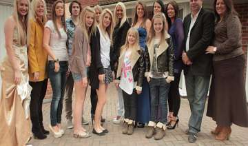 uk man with 12 sisters finally gets his own...