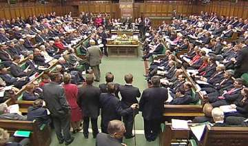 uk moves bill to recall mps - India TV
