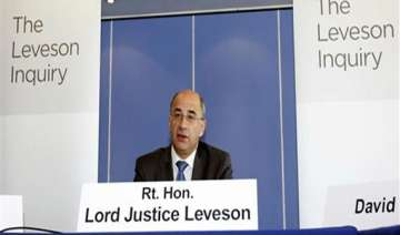 uk phone hacking scandal leveson report to be...