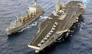 us deploys aircraft carrier uss truman to gulf -...