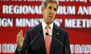 us to discuss spy row with france kerry - India TV