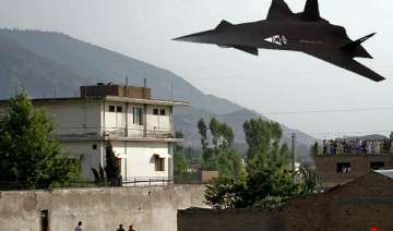 us deployed stealth drones to monitor osama in...