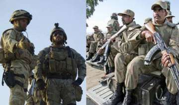 us special forces embedded with pak forces...