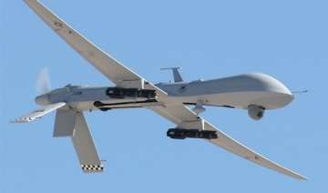 us drone strike kills 4 in pakistan says official...