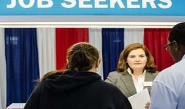 us unemployment aid applications little - India TV