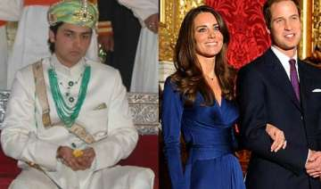 udaipur royalty to attend prince kate wedding -...