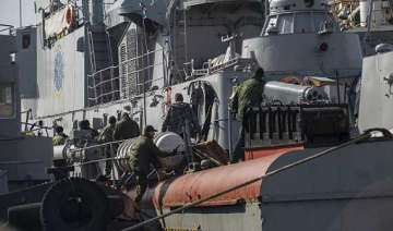 ukraine stripped of nearly all its warships in...