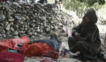 up to 100 feared dead in afghan earthquake -...