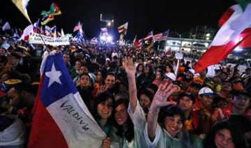 watch in pics brazil celebrating world youth s...