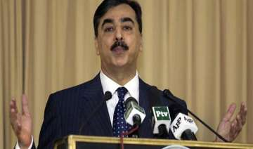 will seek surety and guarantees from us gilani -...