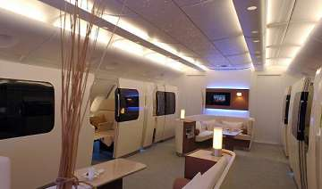 world s most luxurious first class travel on...