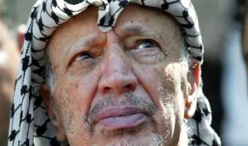 yasser arafat s remains exhumed in murder enquiry...