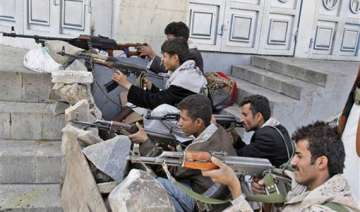 yemeni tribes seize two military camps 124 people...