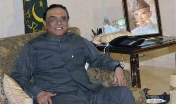 zardari back in islamabad - India TV