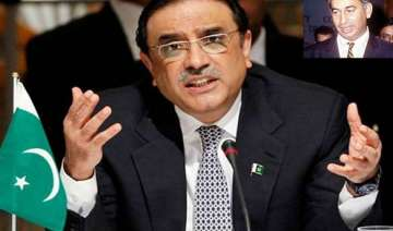 zardari gives assent for review of bhutto s death...
