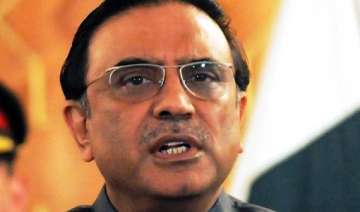 zardari to return to pakistan before benzir s...
