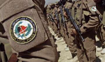 8 afghan local police killed in outpost attack -...