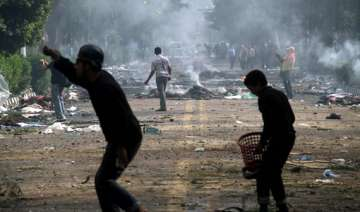 seven killed in latest egypt clashes - India TV