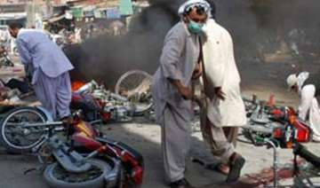 6 killed in blast at political rally in northwest...