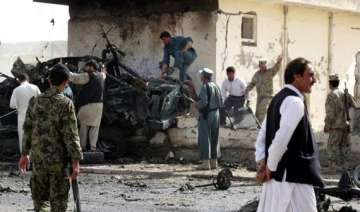 11 killed in suicide bomb blast in afghanistan -...