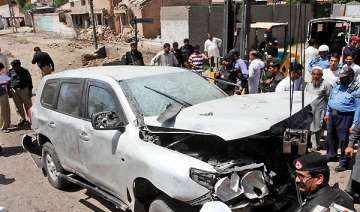 1 killed 10 wounded as taliban targets us...