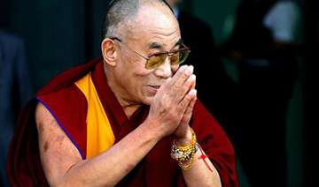 talks with dalai possible if he gives up tibet...