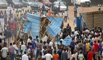 101 dead in sectarian clashes in nigeria - India...