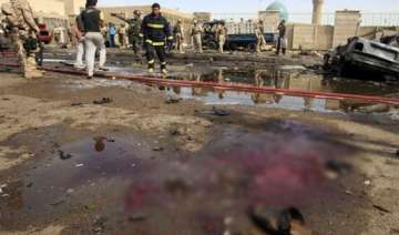 15 killed in iraq mosque bombing - India TV