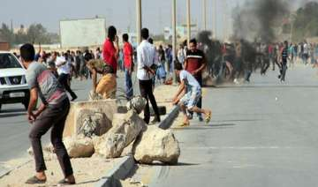 21 killed in libya clashes - India TV
