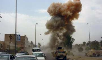 over 60 killed as blasts rip through iraq - India...