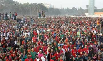 2.5 lakh people in bangladesh sing national...