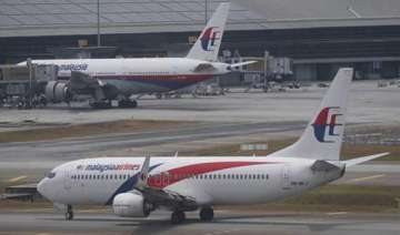 122 objects spotted in search for lost jet...
