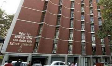 133 firs against parties for poll code violations...