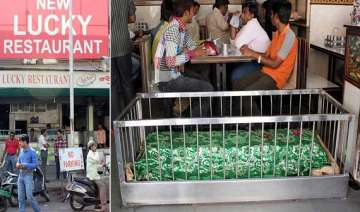 a restaurant in ahmedabad where people dine with...