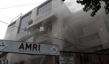 amri hospital staff did nothing as patients died...