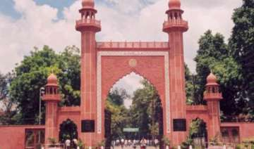 amu entrance exams on schedule - India TV