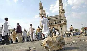 ap high court grants bail to mecca masjid blast...