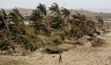 ap phailin damaged crops over 7 783 hectares in...