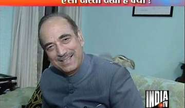 a tiny squirrel is ghulam nabi azad s close...