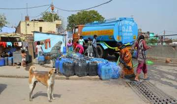 additional water from ganga to augment supply in...