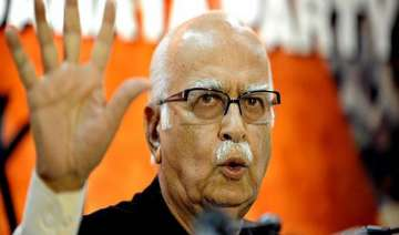 advani asks centre to radically alter policy...